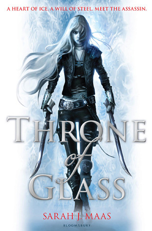 BOOK REVIEW – Throne of Glass (Throne of Glass #1) by Sarah J. Maas