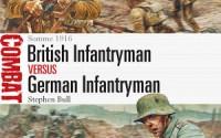 British Infantryman vs. German Infantryman Somme, 1916
